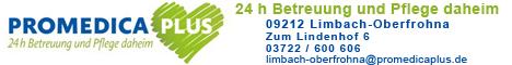PROMEDICA Plus Limbach-Oberfrohna
