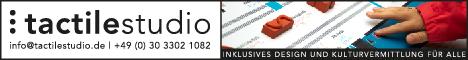 Tactile Studio - Inklusion und Barrierefreiheit für Alle